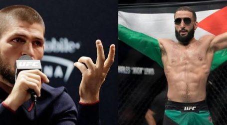 UFC: Petarung Berdarah Palestina Belal Muhammad Dilatih Khabib