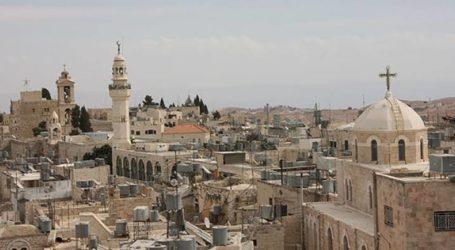 Bethlehem Dideklarasikan Sebagai Ibukota Kebudayaan