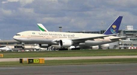 Saudia Buka Kembali Penerbangan Internasional Kecuali 20 Negara