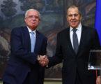 Lavrov: Rusia akan Intensifkan Pertemuan Kuartet Timur Tengah Bahas Palestina-Israel