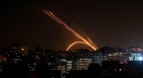 Roket Dari Suriah Serang Wilayah Israel