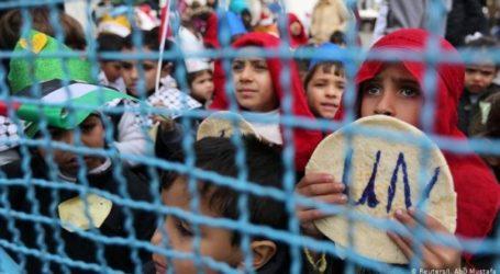 Uni Eropa Tingkatkan Bantuan Kemanusiaan Untuk Palestina