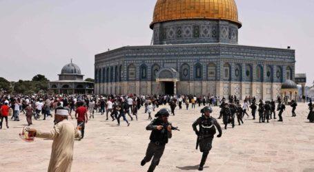 Palestina Kutuk Serangan Polisi Israel di Al-Aqsa Beberapa Setelah Gencatan Senjata