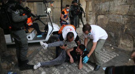 Israel Blokir Jalan Akses Ambulans di Tepi Barat