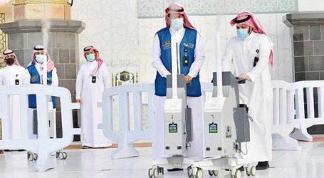 Masjidil Haram dan Madinah Siapkan Layanan 10 Hari Terakhir Ramadhan