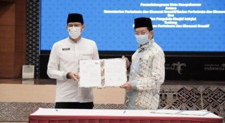 Kemenparekraf, BPMI Jalin Kerjasama Hadirkan Wisata Halal di Masjid Istiqlal