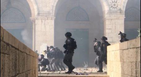 ACT Serukan Darurat Masjid Al-Aqsa