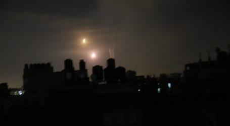 Listrik Padam di Gaza Akibat Agresi Israel