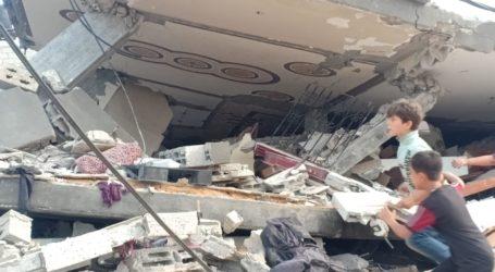 Mesir Kirimkan Konvoi Bantuan Kemanusiaan Terbesar ke Jalur Gaza