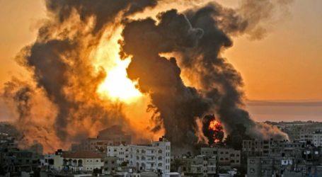 Update Korban Agresi Israel di Gaza: 43 Syahid, Termasuk 13 Anak-Anak
