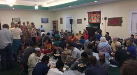 Texas: Ramadhan Jadi Momentum Silaturahim  Antar Umat Beragama