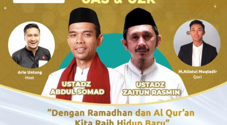 Ummat TV Adakan Kajian Akbar Akhir Ramadhan