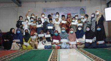 Jelang Lebaran, Asar Humanity Hadirkan Kebahagian Untuk Anak Yatim
