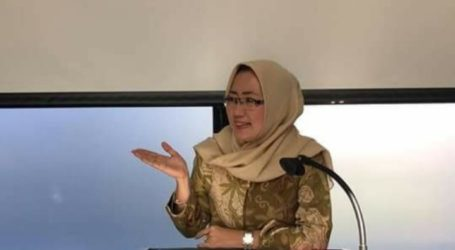 Muslimat Mathla'ul Anwar Kecam Agitasi Buzzer Pro-Israel