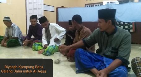 Muslim Jambi Galang Dana untuk Al-Aqsa