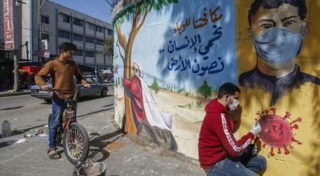 Palestina Perpanjang Status Darurat Covid-19