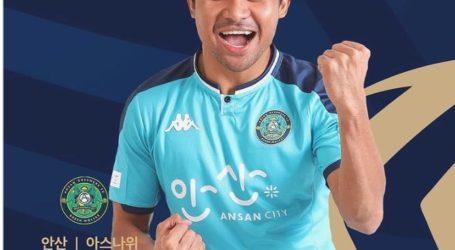 Asnawi Mangkualam Resmi Terpilih Sebagai Pemain Terbaik Liga Korea Edisi April