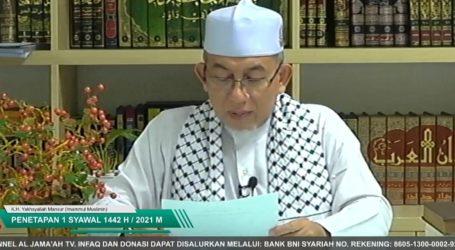Jama'ah Muslimin Tetapkan 1 Syawwal Jatuh Pada 13 Mei