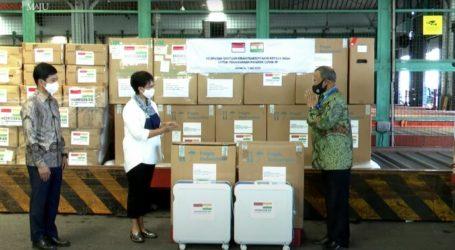 Indonesia Kirim 1.400 Tabung Oksigen ke India