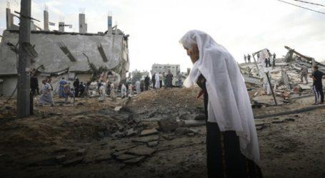 Warga Gaza Peringati Idul Fitri Di Tengah Pemboman Israel