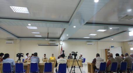 AWG, MER-C dan UAR Gelar Pertemuan untuk Perkuat Kerjasama
