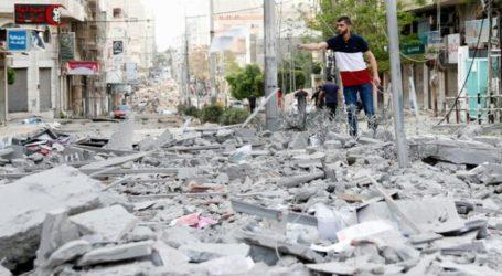 Gaza Hadapi Krisis Air, Listrik Di Tengah Gempuran Penjajah Israel