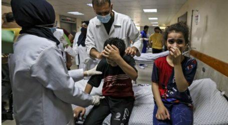 Kemenkes Palestina: Gaza Butuh Obat-Obatan dan Donor Darah