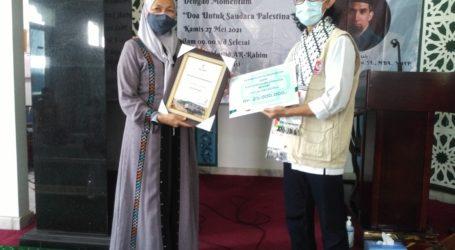 MER-C Terima Donasi untuk Warga Palestina Rp. 525 Juta dari RS Ananda Bekasi