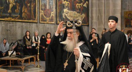 Palestina Kutuk Tindakan Israel terhadap Orang-Orang Kristen Yerusalem