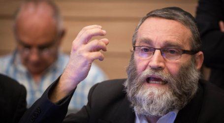 Ketua Partai UTJ Minta Netanyahu Tutup Temple Mount untuk Yahudi