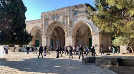 Yordania Kutuk Serangan Israel pada Jamaah di Al-Aqsa