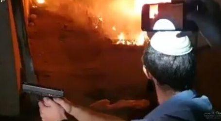 Pasukan dan Pemukim Yahudi Israel Serang Warga Sheikh Jarrah Saat Berbuka