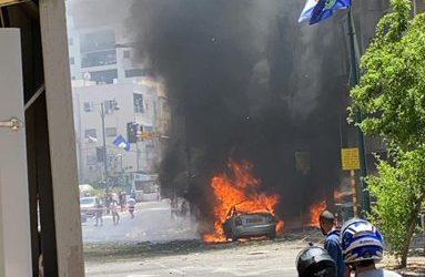 Roket Hamas Serang Kota Ramat Gan, Seorang Yahudi Tewas