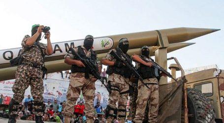 Hamas Mulai Produksi Ribuan Roket Baru