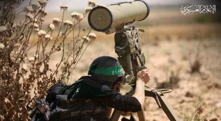 "Rudal Pejuang Gaza Hantam Pos Militer ""Pembela"" Israel, 2 Tentara Zionis Tewas"