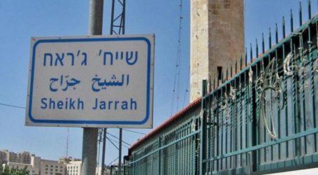 Pasukan Israel Serang Demostran Damai di Sheikh Jarrah