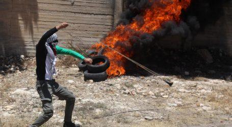 Tepi Barat Membara, Pemadam Kebakaran Israel Padamkan 97 Titik Api
