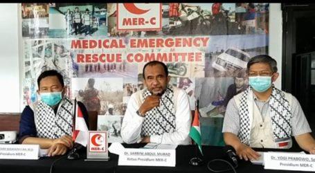 MER-C Kutuk Serangan Israel, RS Indonesia di Gaza Terkena