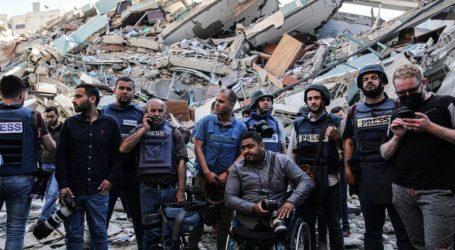 Ketum Forjim: Serangan Israel Terhadap Kantor Media Langgar Konvensi Jenewa 1949