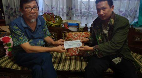 Jemaah Masjid Nurul A'mal Bandar Lampung Salurkan Bantuan untuk Palestina Melalui AWG
