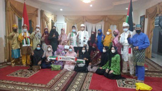 Wakil Walikota Singkawang dan AWG Bahas Bantuan untuk Palestina
