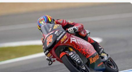 Tim Indonesian Racing Raih Podium Juara di MotoGP Spanyol