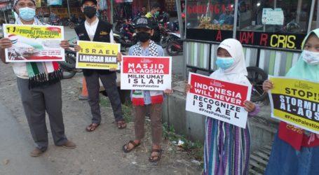 AWG Banten Adakan Ta'jil On The Road untuk Solidaritas Al-Aqsa