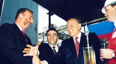 Mengenal Bapak Bangsa Azerbaijan Haidar Aliyev