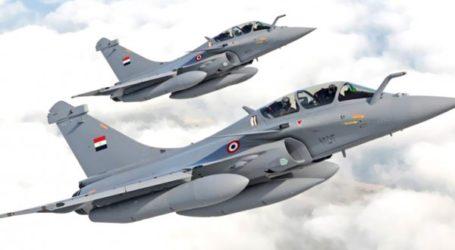 Mesir Sepakat Beli 30 Pesawat Tempur Buatan Prancis