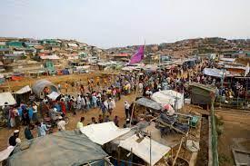 Kamp Rohingya di Bangladesh Catat Kasus Covid-19 Tertinggi Dalam Sehari