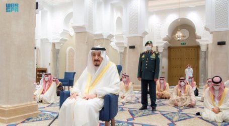 Raja Salman : Idul Fitri Harapan untuk Stabilitas dan Ketenangan