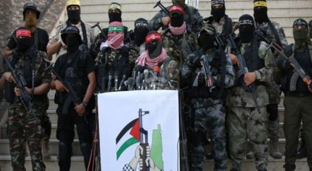 """Sayap Militer Bersama Luncurkan Pertempuran """"Pedang Al-Quds"""""""