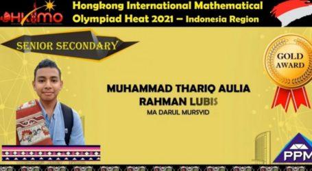 40 Siswa Madrasah Boyong Medali Olimpiade Matematika Internasional 2021