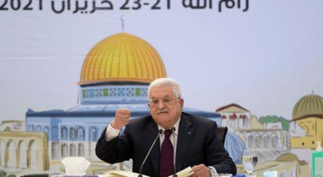 Abbas Serukan Fatah Bekerja Sama Kalahkan Pendudukan Israel